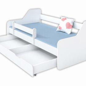 Kreveti Bella Luni-Model Dione beli 160x80cm