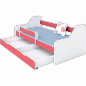 Kreveti Bella Luni-model Dione 1 roze