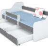 Dione sivi krevet