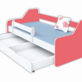 Kreveti Bella Luni-Model Dione 2 roze