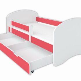 Kreveti Bella Luni-Model Happy 1 roze