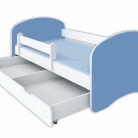 Kreveti Bella Luni-Model Happy 2 svetloplavi