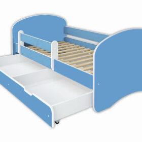Kreveti Bella Luni-Model Happy 3 svetloplavi