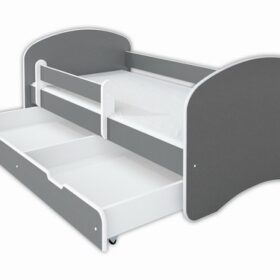 Kreveti Belaluni-Happy 3 Sivi 180x80