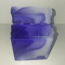 Plastična tabakera za 24 cigarete-plava