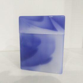 Plastična tabakera za 20 cigareta-plava