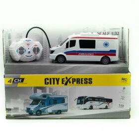 Ambulantna kola sa daljinskim