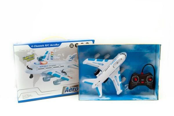 Avion sa daljinskim