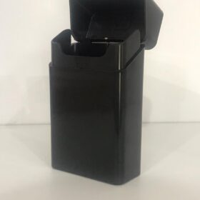 Tabakera Dedo plastična Slim crna