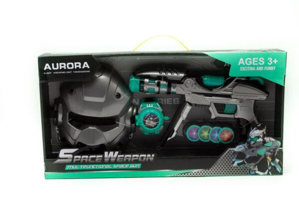 Svemirska puška sa maskom