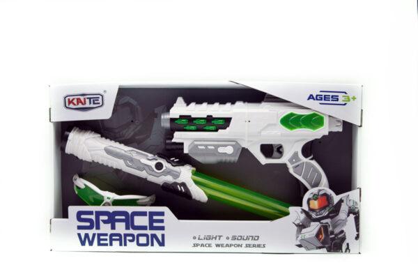svemirsko oružje