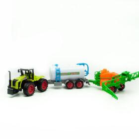 Traktor sa cisternom