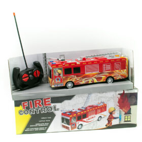Vatrogasni autobus-kamion sa daljinskim