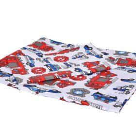 Set posteljina-navlaka i jastučnica-Policija